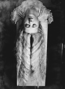man ray long hair